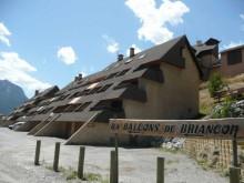 Balcons de Briancon (Serre Chevalier 1200)
