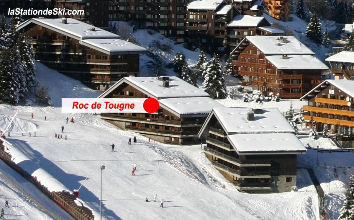 Roc de Tougne