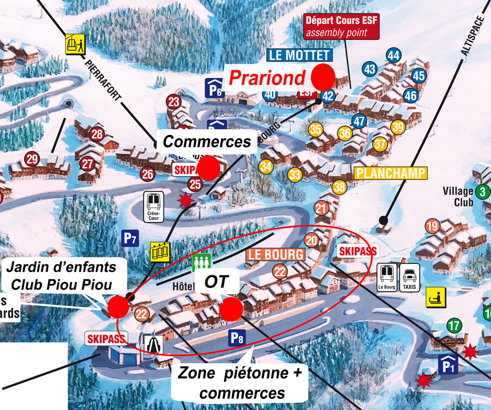 Prariond (Valmorel)