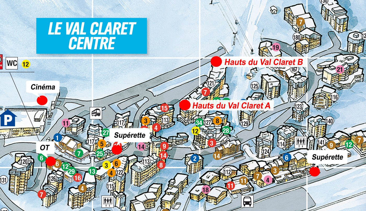 Hauts du Val Claret (Tignes le Val Claret)