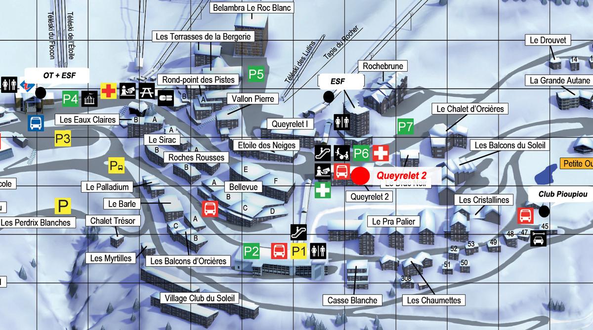 courchevel piste map 2018 pdf