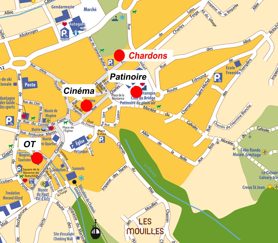 Chardons (Megève)