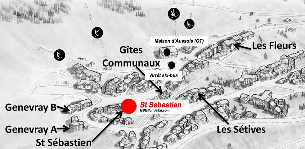 Saint Sebastien (Aussois)
