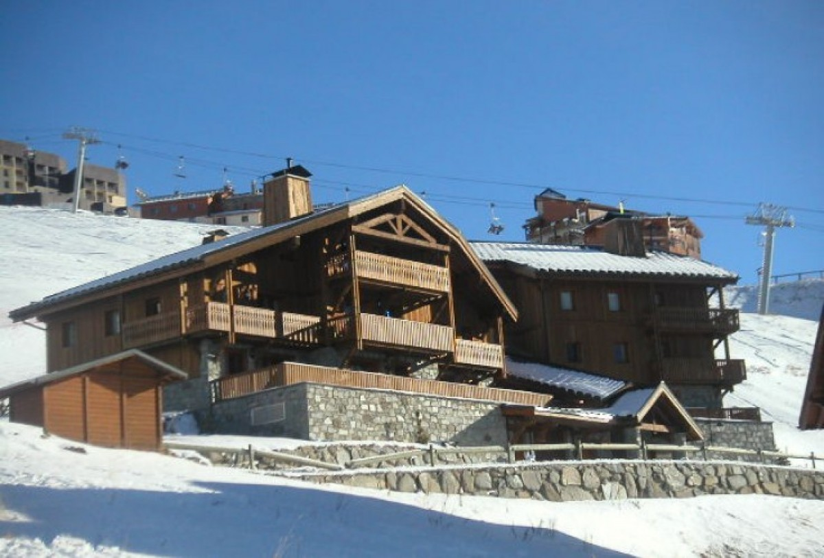 rental apartment in the greatest ski resorts