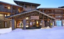 Chalet des neiges Arolles (Arc 2000)