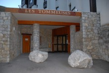 Tommeuses (Tignes le Val Claret)