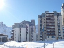 Le Slalom (Tignes le Val Claret)