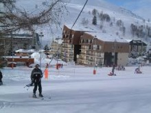 Vallée Blanche (Les 2 Alpes 1650)