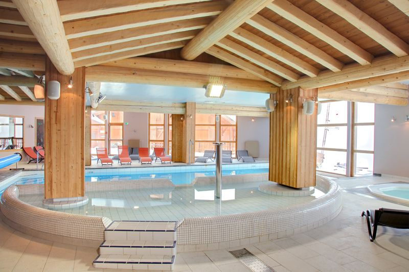 Les balcons de val thorens val thorens for Piscine val thorens
