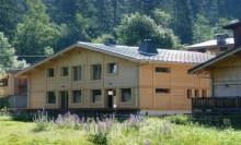 Les chalets des Planards (Chamonix)