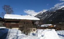 Les chalets de Planpraz (Chamonix)