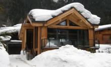 Les chalets des Nants (Chamonix)