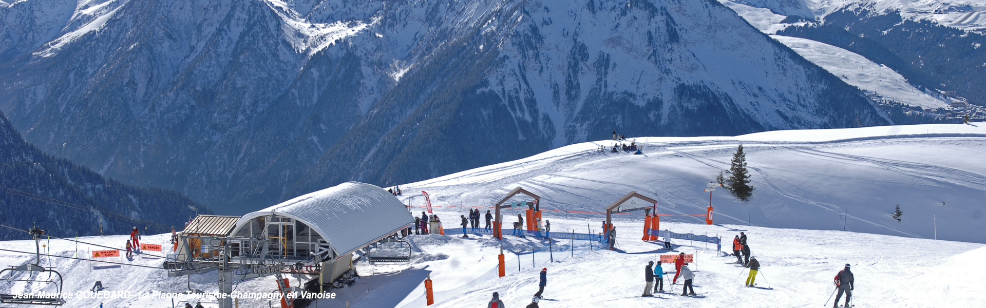Champagny en Vanoise Ski Champagny en Vanoise Station