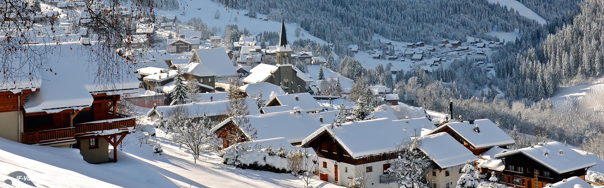 Ch tel station de ski haute savoie - Office de tourisme chatel 74 ...